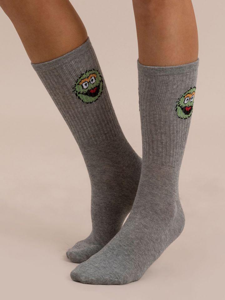 גרביים באורך רגיל SESAME STREET