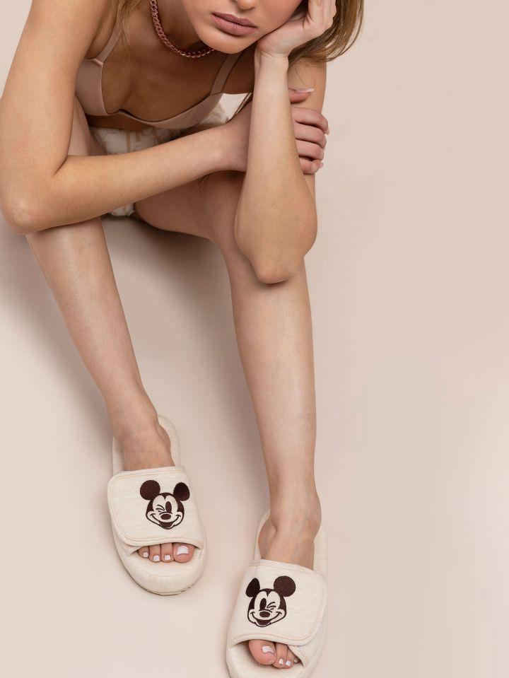 נעלי בית מיקי SASS & CLASS