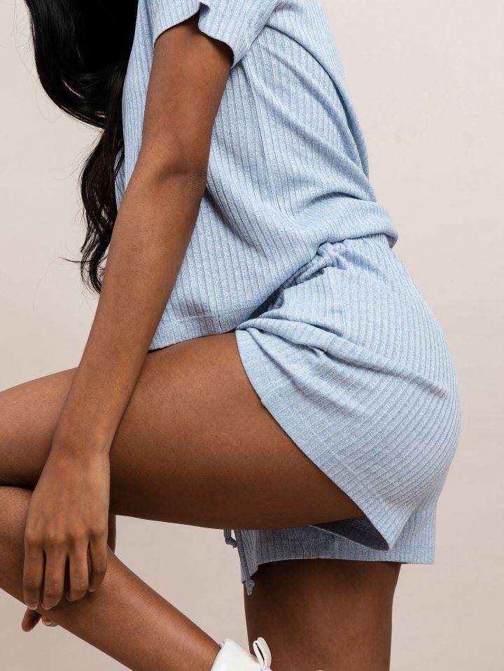 מכנסיים קצרים ריב ויסקוזה SO BASIC