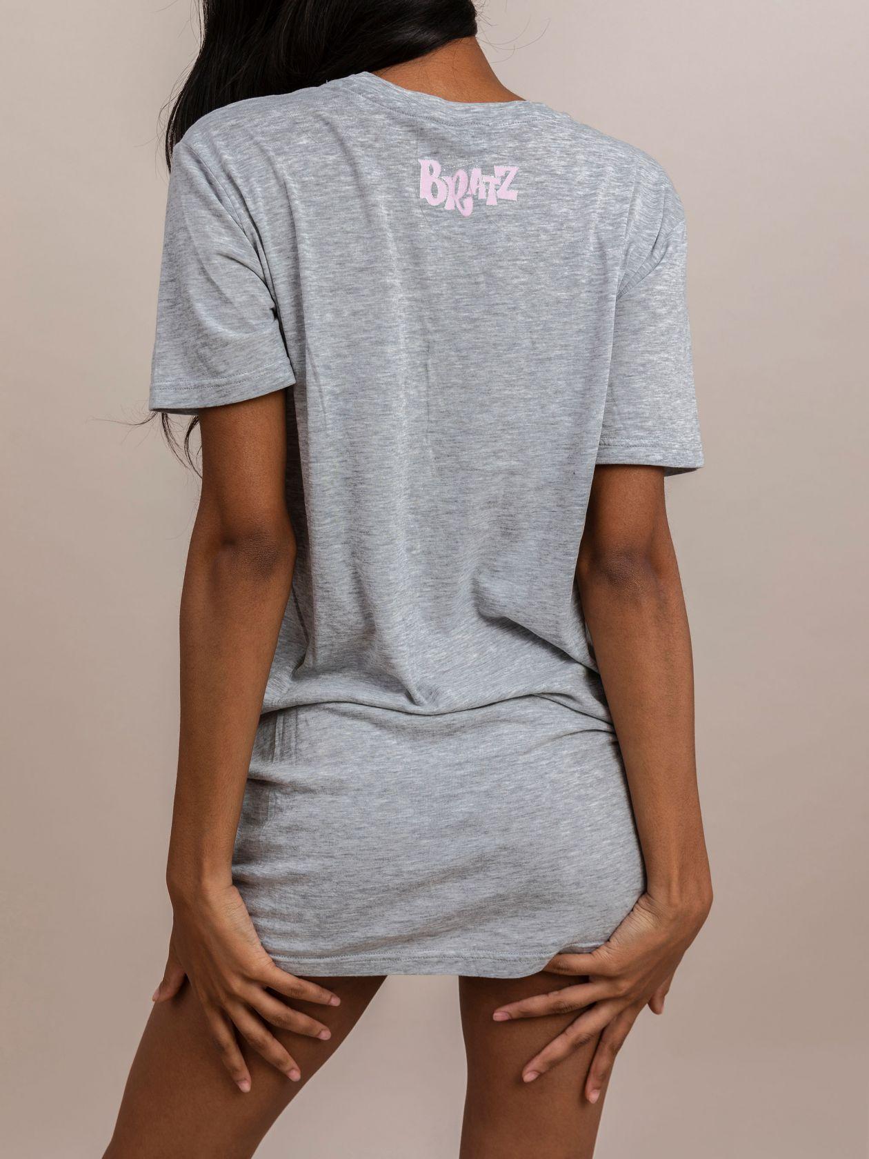 חולצת ביג טי BRATZ X FIX