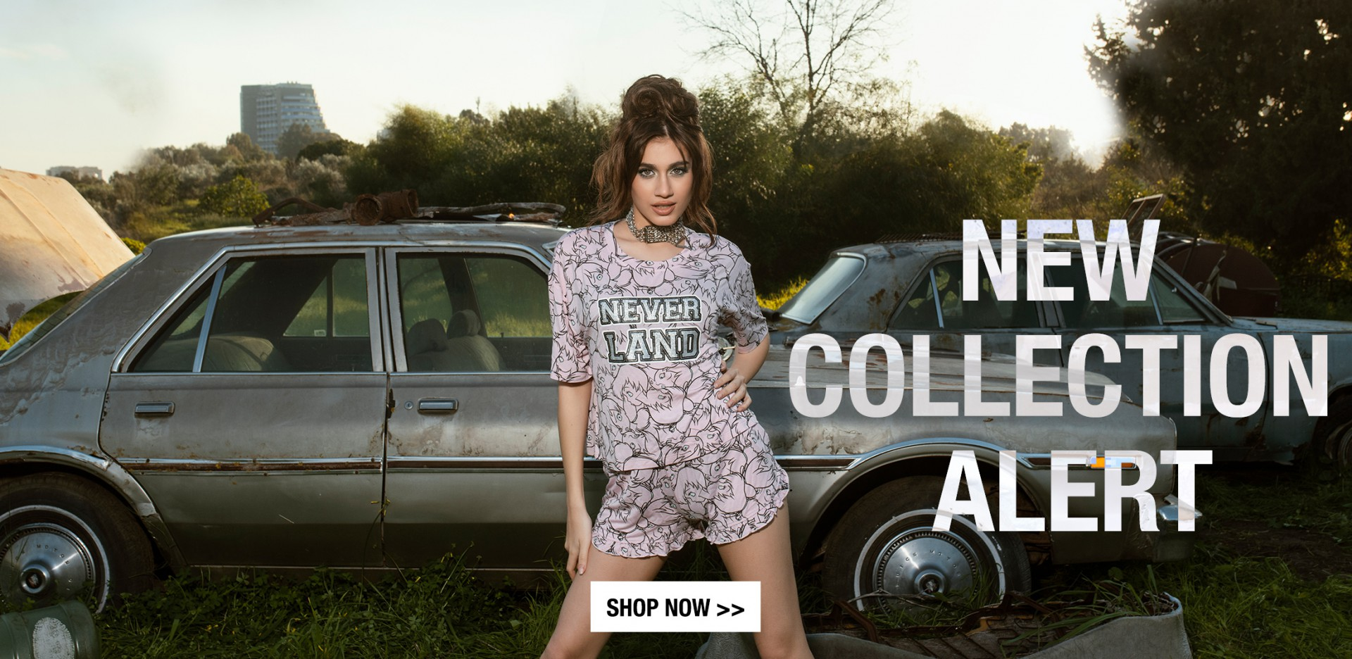 NEW COLLECTION ALERT - NEVERLAND