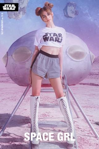 קישור לקולקציית SPACE GIRL