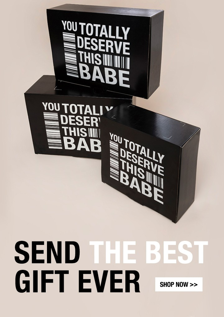 SEND THE BEST GIFT EVER