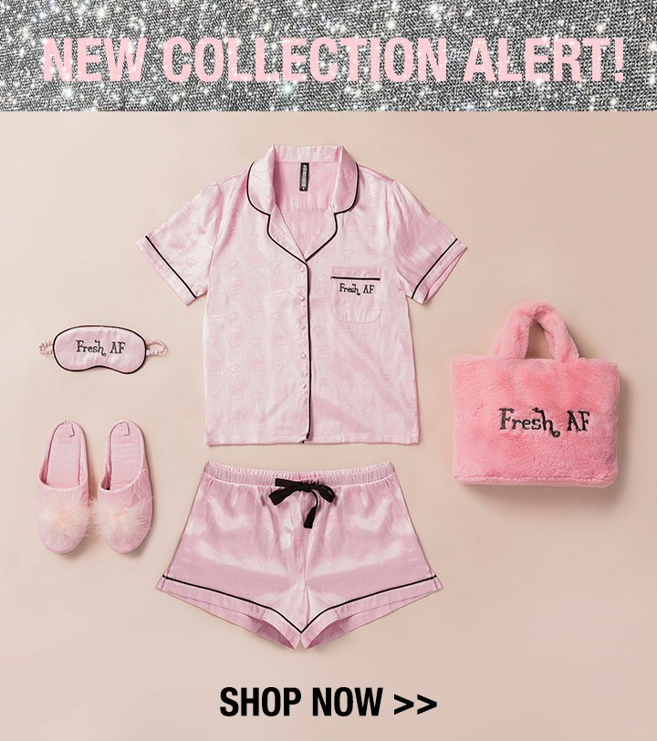SO FRESH SO CLEAN NEW COLLECTION