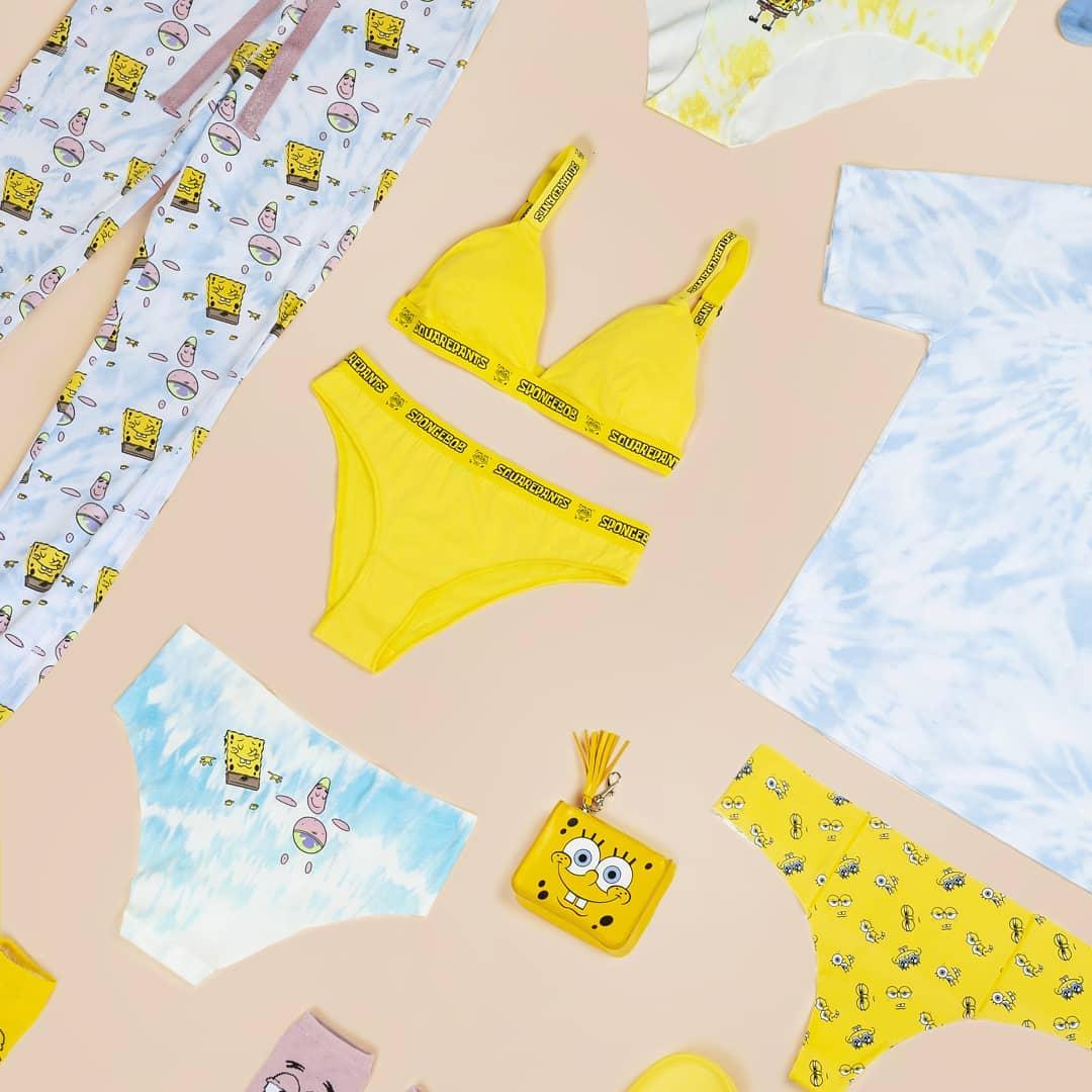 SPONGEBOB IN THE SKY WITH DIAMONDS #spongebobxfix