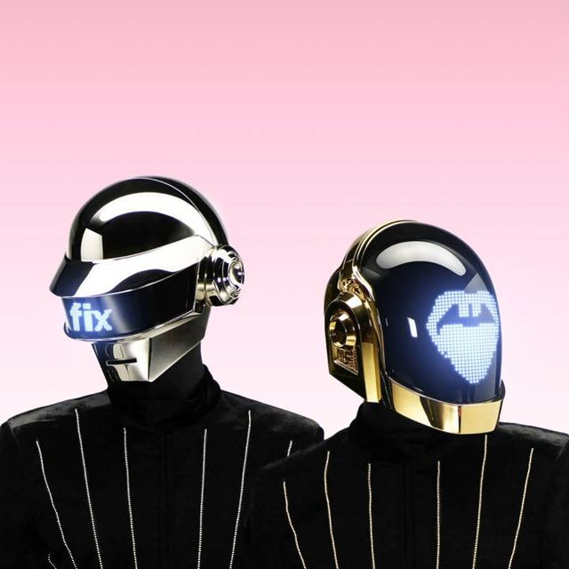 DAFT PUNK HAD THE BIGGEST PURIM OUTFIT OF ALL TIMES... HAVE A DISCO WEEKEND ⚡️